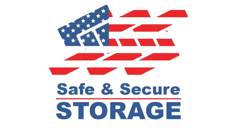 Safe and secure logo