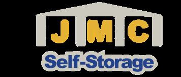 Jmc storage logo