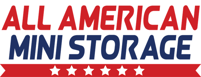 All american storage logo hiram