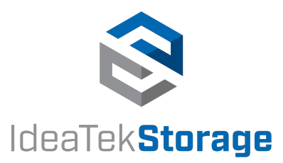Ideatek.storage.logo vertical color