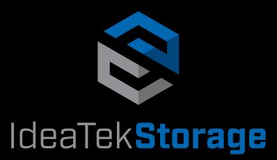 Ideatek.storage.logo vertical color