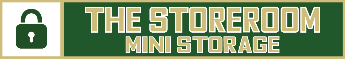 Storeroom mini storage logo 2