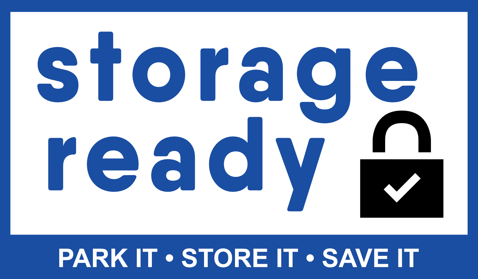 Storage ready web logo