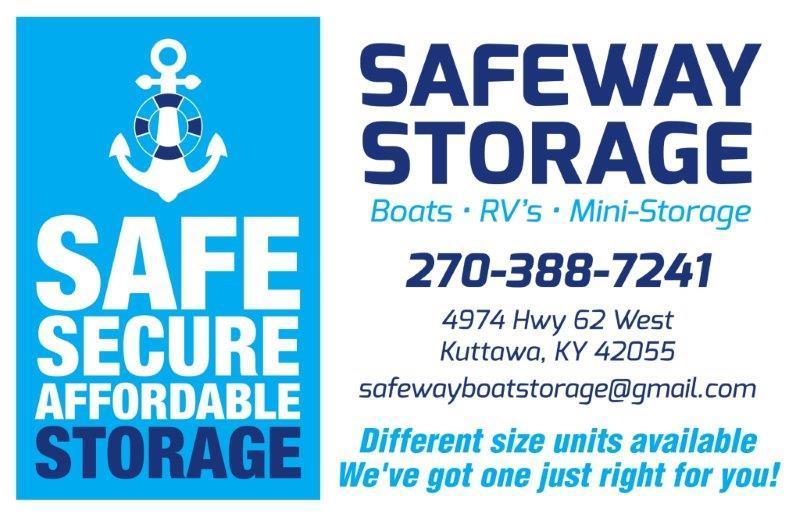 Amazing Safeway Storage