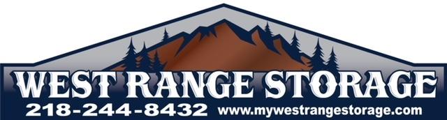 West range storage logo