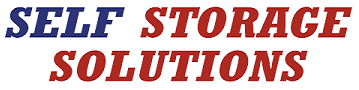 Self storage solutions logo