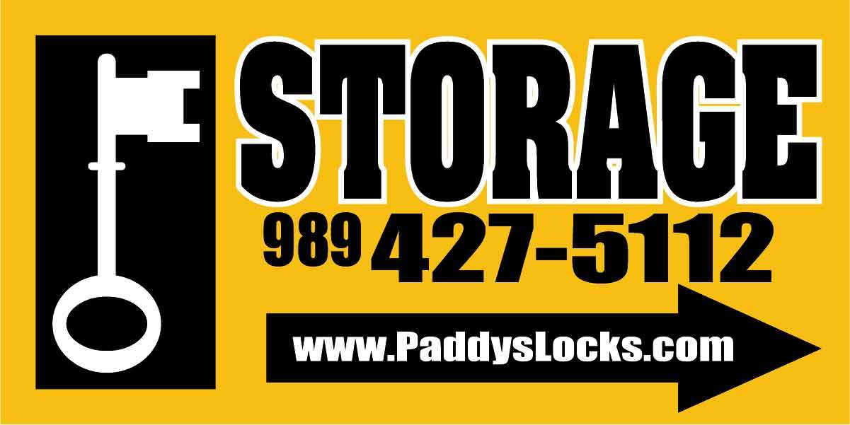 Paddy s lock   heartland storage logo
