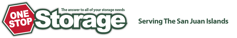 One stop storage logo