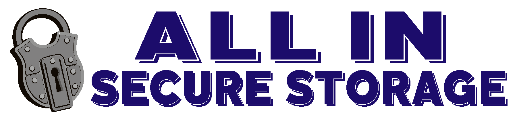 All in one storage logo