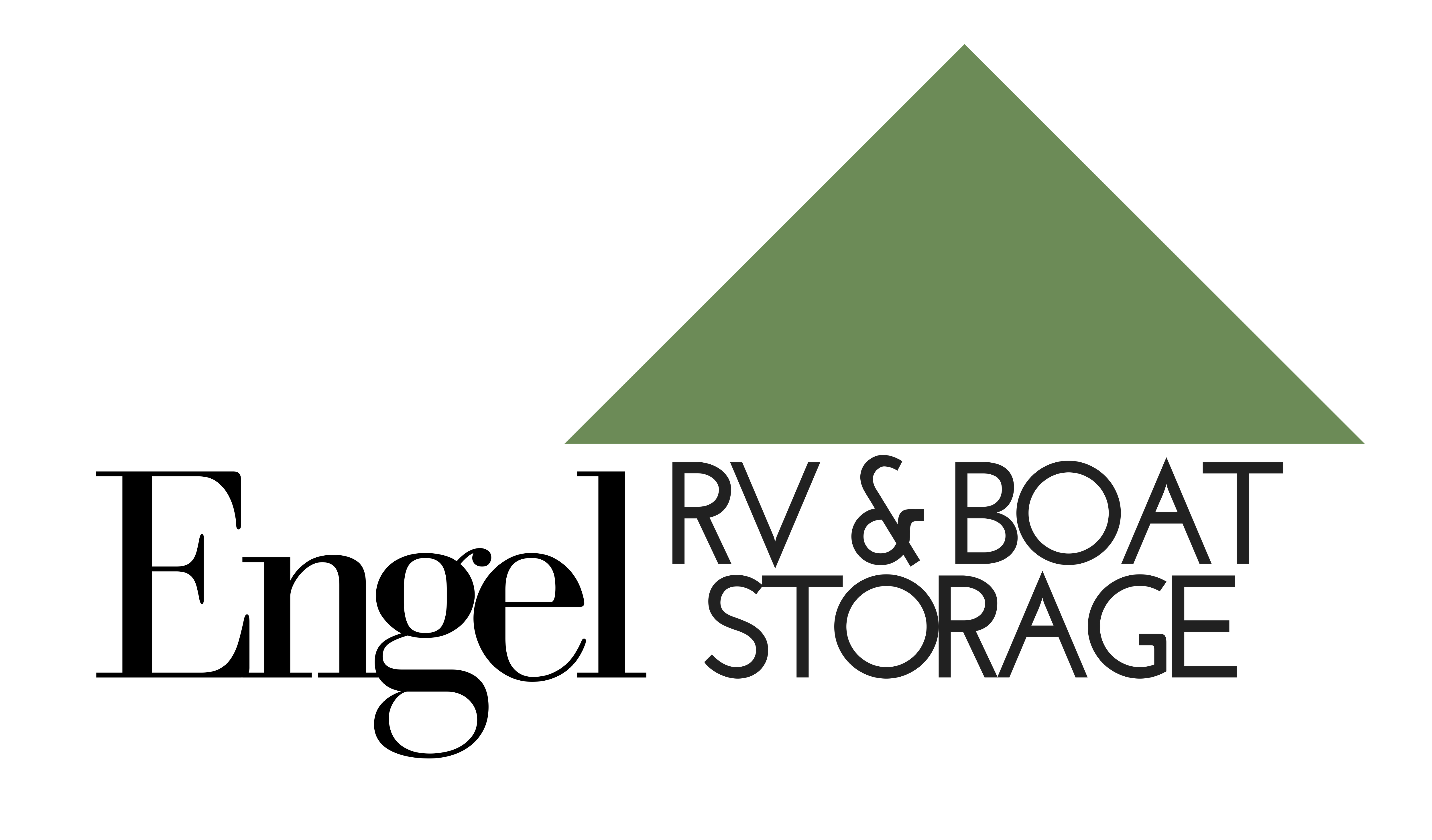 Engel RV AND Boat Storage LLC: Should I Store My Boat or RV