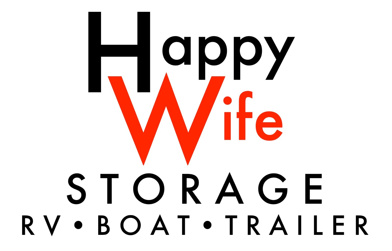 Happy Wife RV, Boat & Trailer Storage : Covered RV - Boat