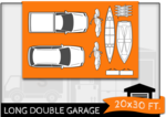 Small 20x30 storage