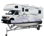 Small boat and rv storage