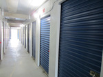 Small roc self storage unit interior