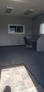 Small officeinterior
