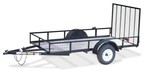 Small small utility trailer