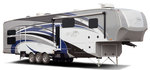 Small 40  travel trailer