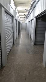 Small climate control storage