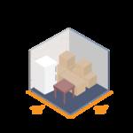 Small storage unit 10x10