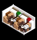 Small 10x20 storage unit