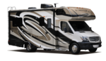 Small class c rv website picture