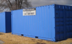 Small small central avenue mini warehouse and containers hero 2