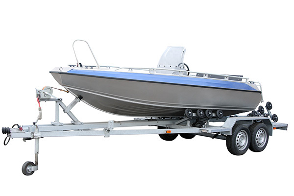 CDA boat storage
