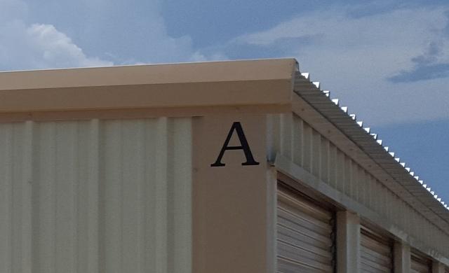 Medium custon lettering