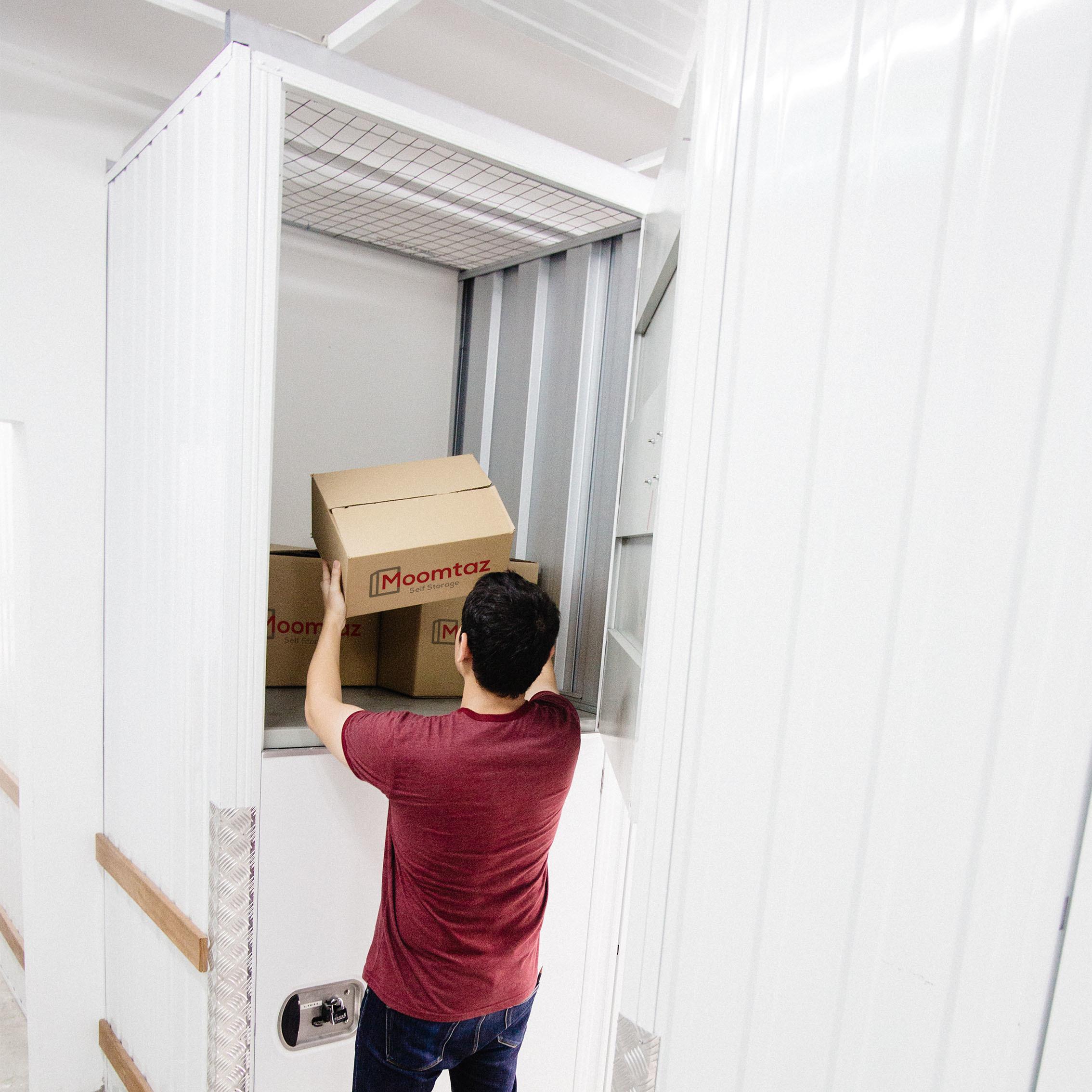Locker storage  - Moomtaz Self Storage