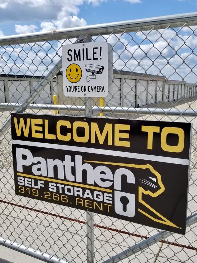 Medium panther self storage 10