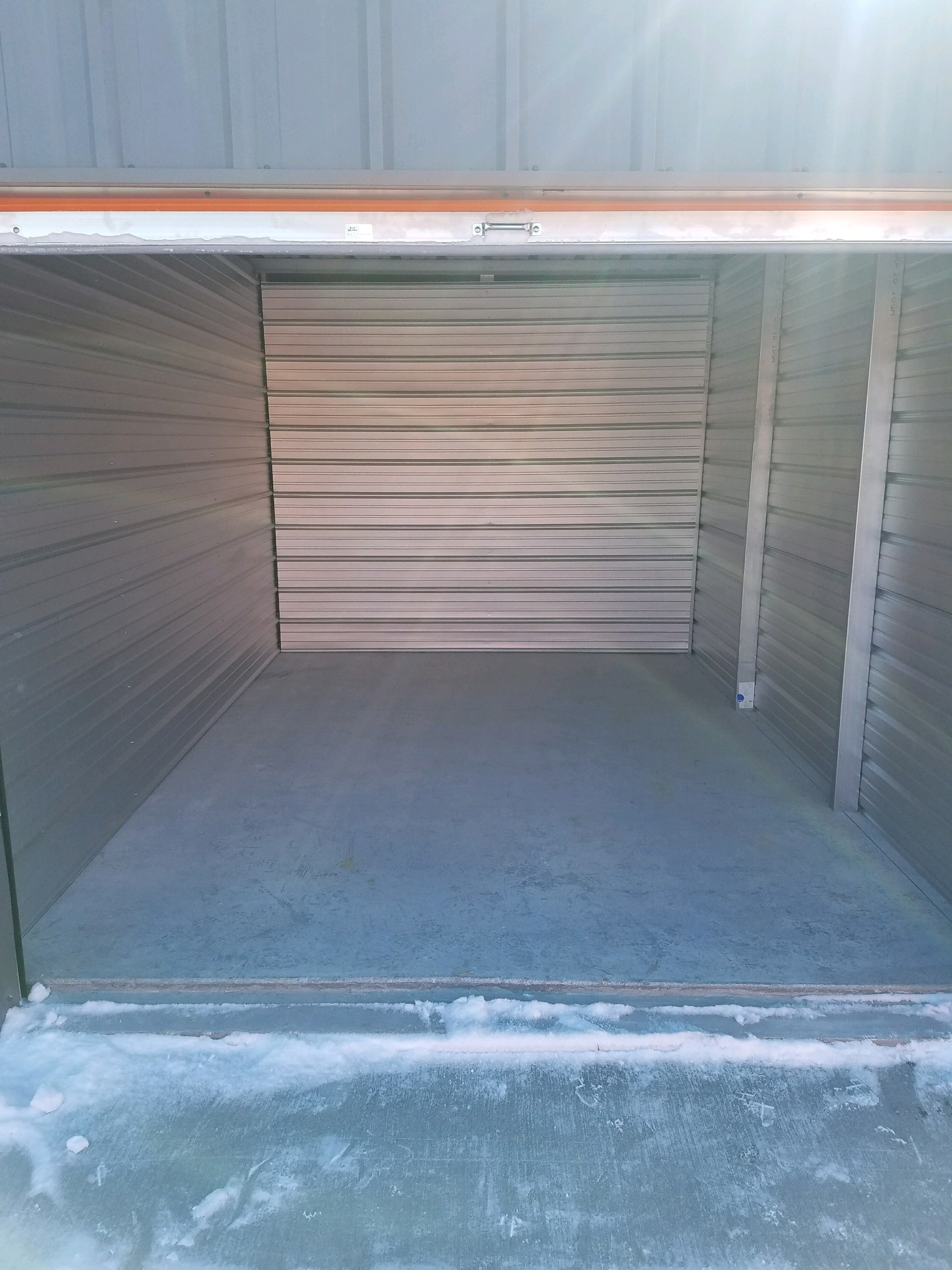 10' x 15' Self Storage Unit in Solon, Iowa at V' s Self Storage