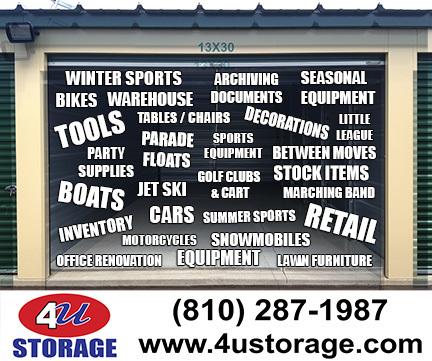 4u Storage Home