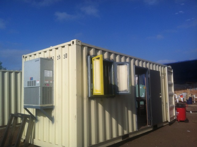 Instant Containers Sales Rentals Rent Portable Los Angeles CA