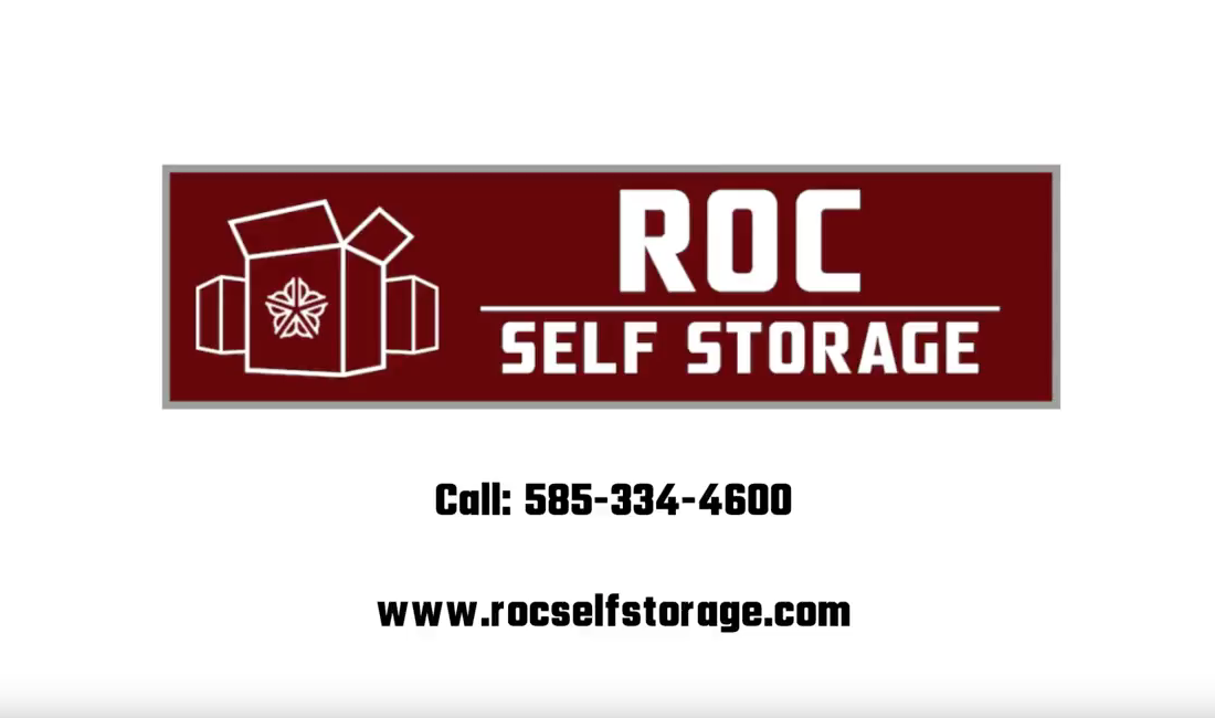Roc Self Storage - logo