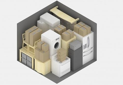 10x10   A Small Bedroom