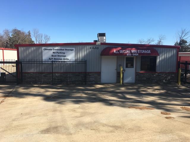 All Secure Mini Storage Arkansas Storage Russellville