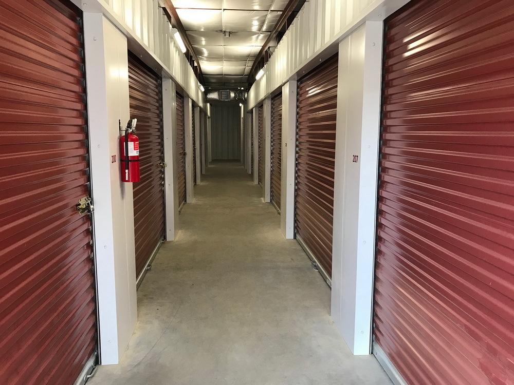 Climate Controlled Self Storage Unit Facility Mini Storage Denver NC
