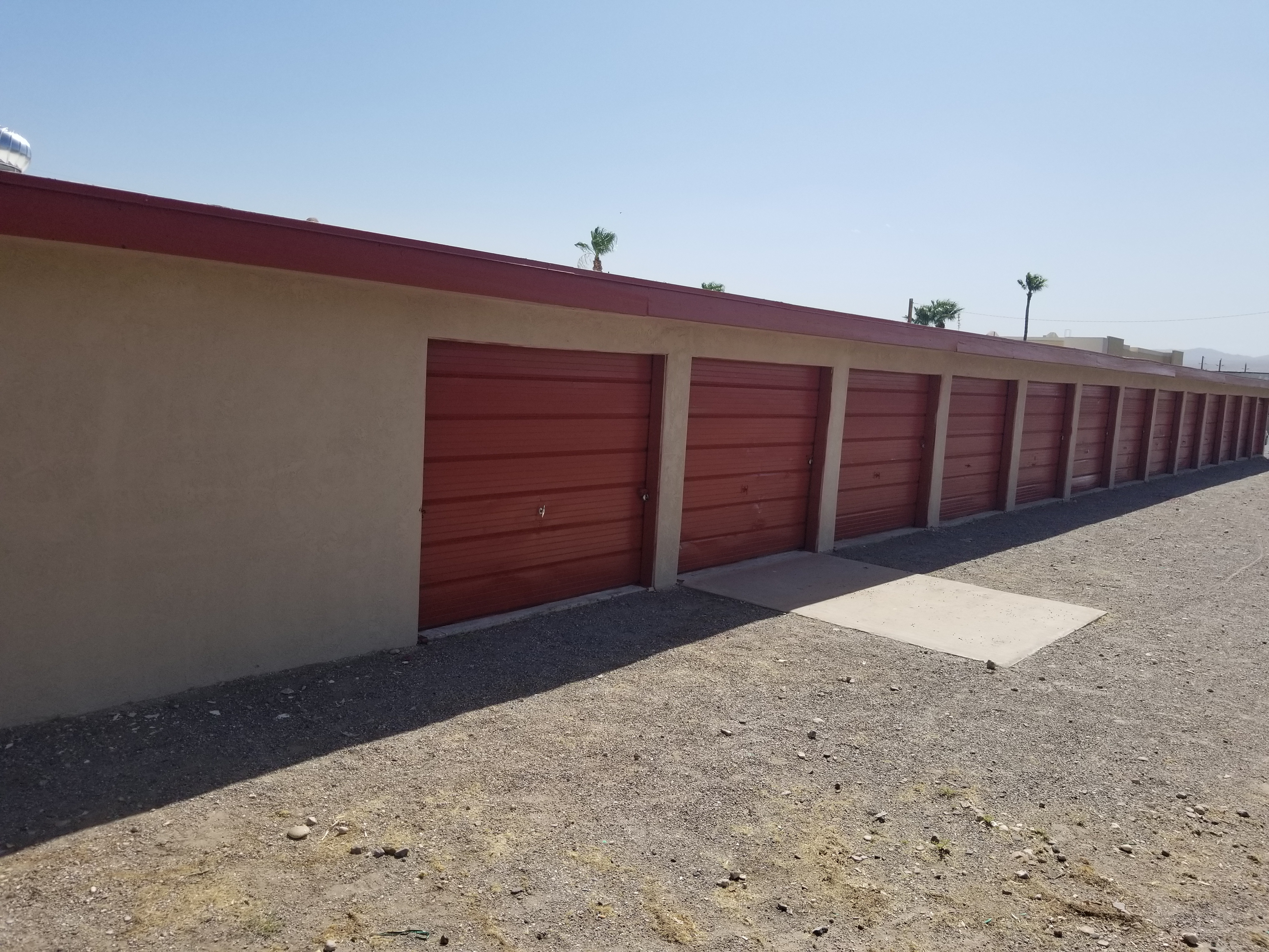 Mohave Storage Home