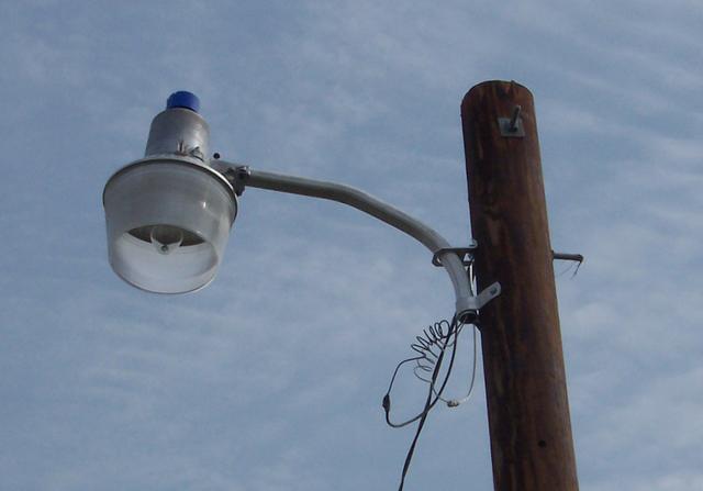 Medium security light