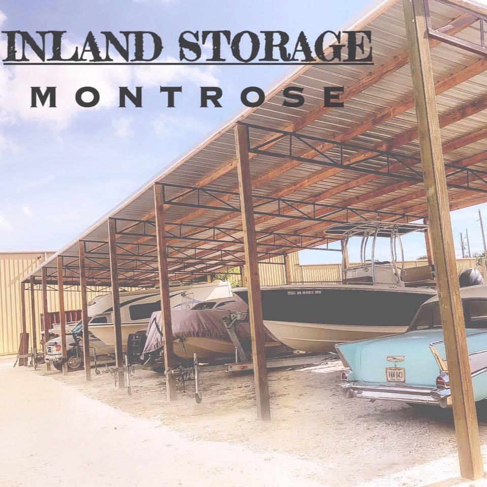 covered boat and rv storage
