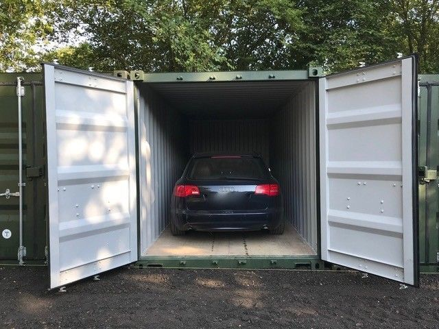 stansted storage with car