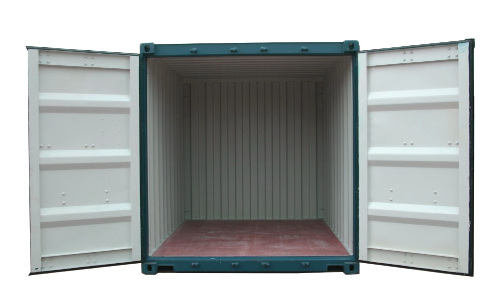 10ft shipping container storage