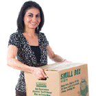 small moving box sold at Star Storage World