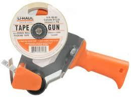 tape gun and tape sold at Star Storage World