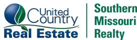 A view of United Real Estate logo.