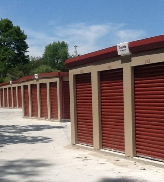 Self Storage Solutions Storage In Greenbrier Amp Springfield