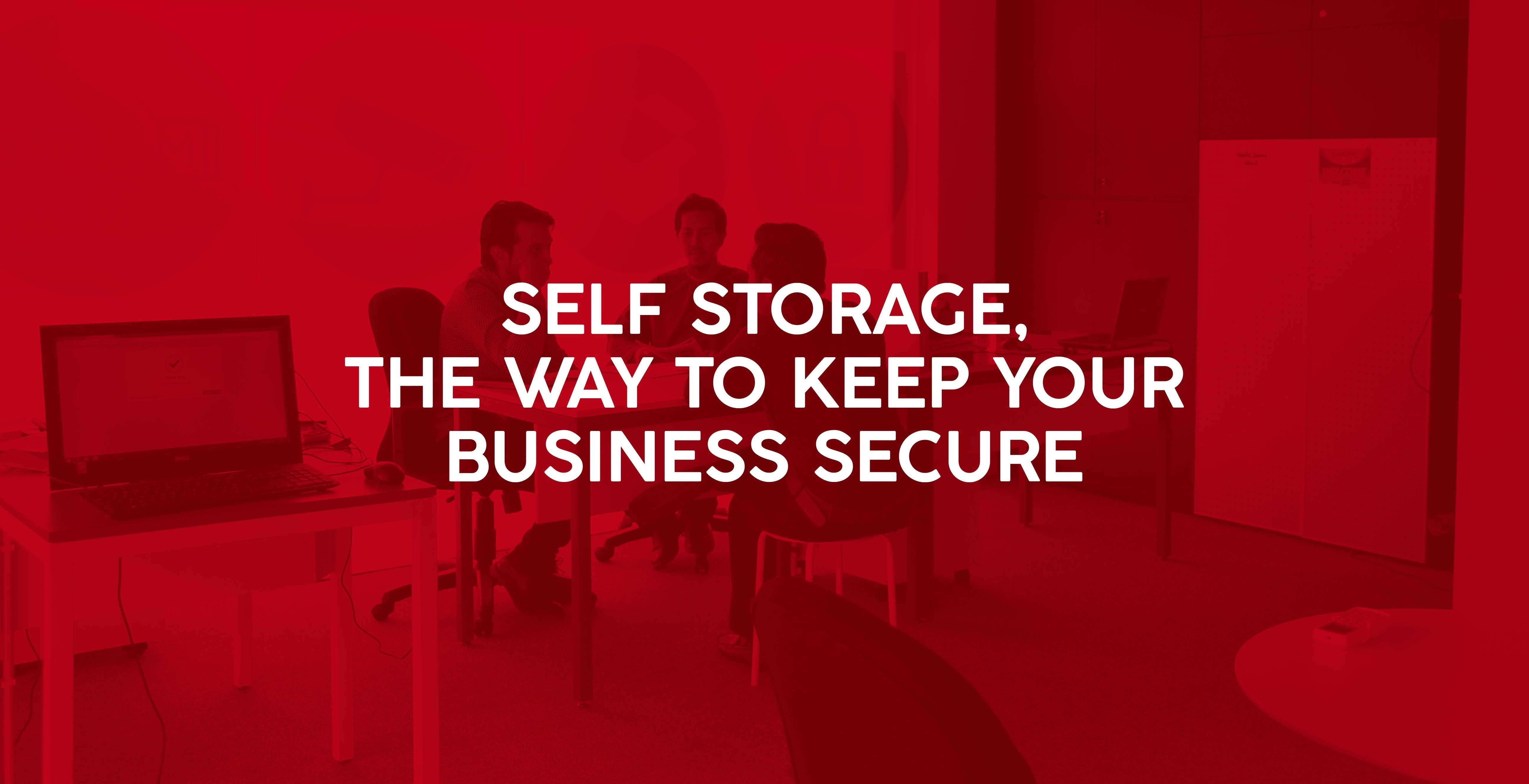 Why Businesses in Malaysia Should Use Self Storage 1
