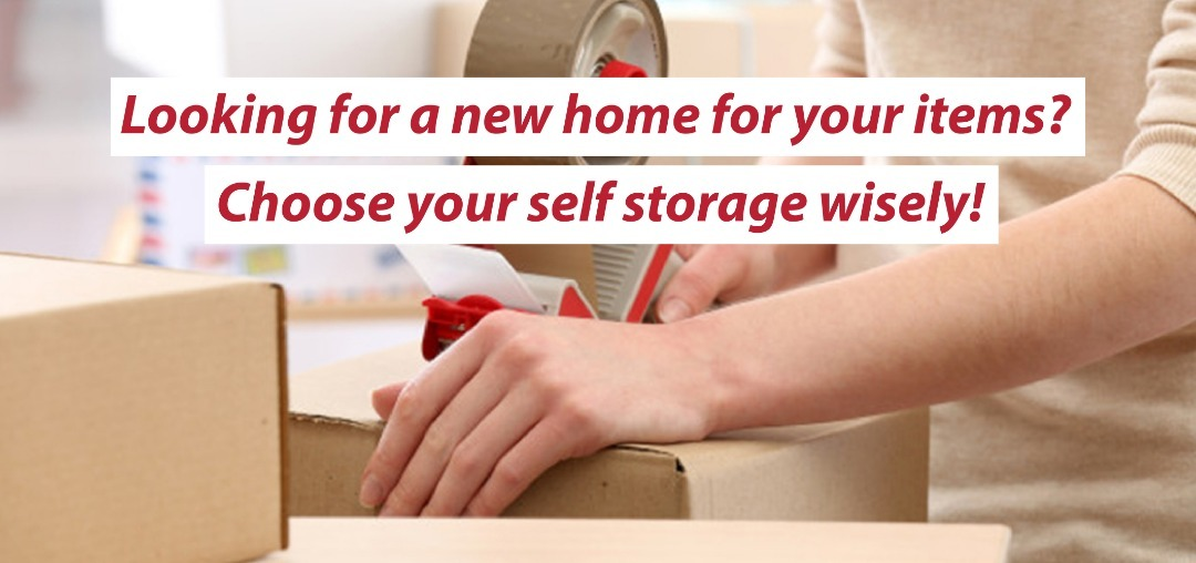 Choosing The Best Self Storage Unit in Malaysia 1