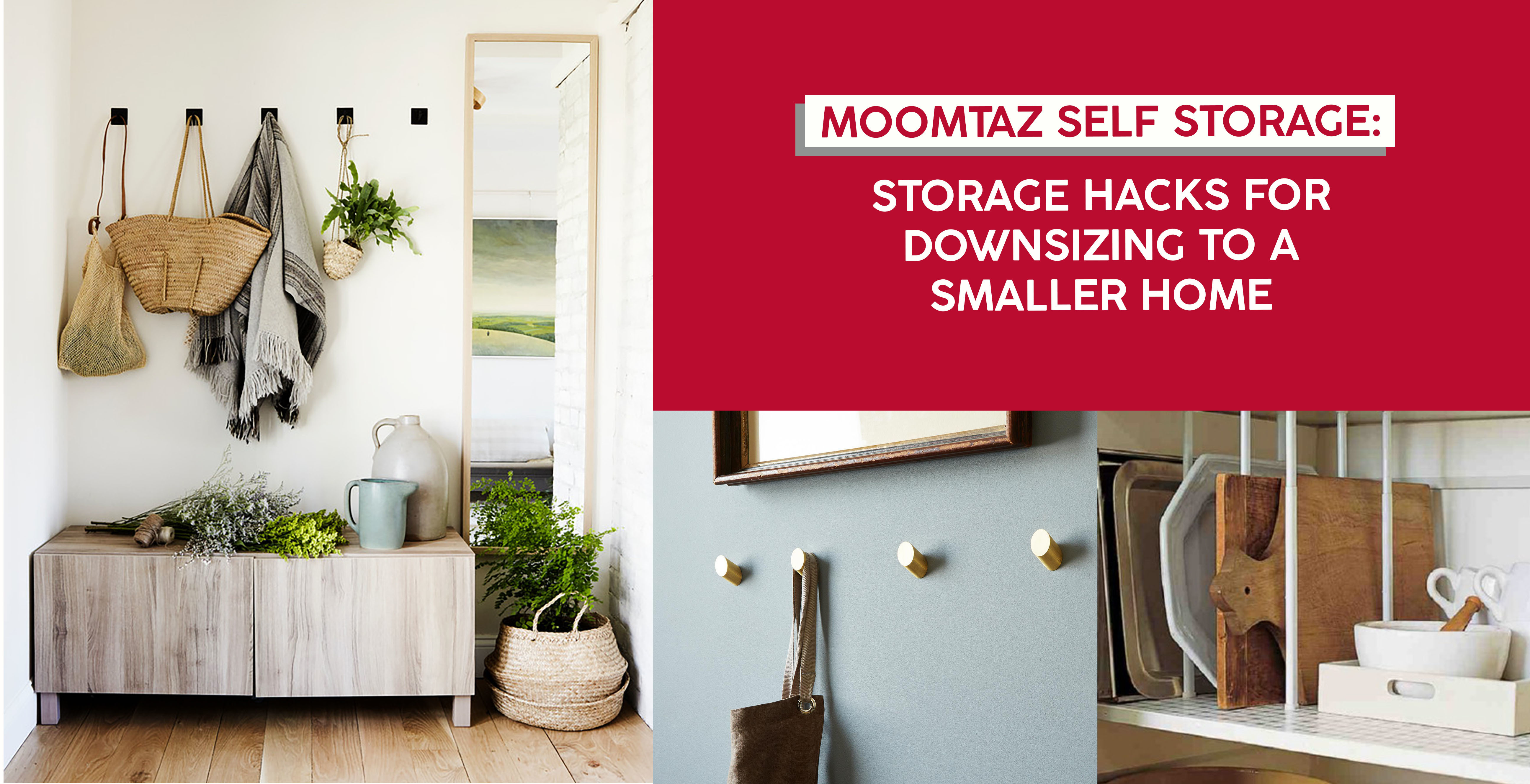 Moomtaz Hacks: Useful Hacks for Individuals Who Are Downsizing 1