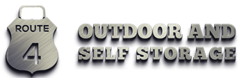 Route 4 Outdoor & Self Storage Logo